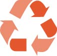 Recycle Symbol FabTech